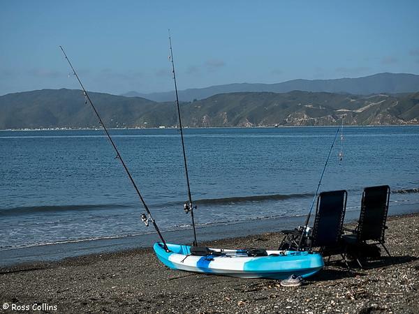 Gone.  Fishing.